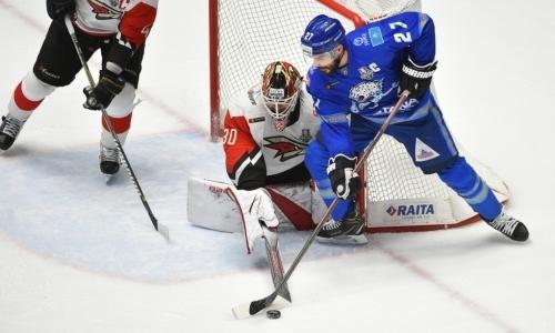 Боченски вышел на первое место в списке бомбардиров плей-офф КХЛ