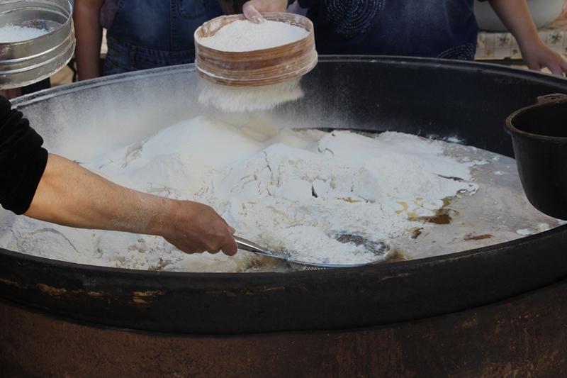 Казинформ, Ташкент и главное блюдо Навруза - сумаляк
