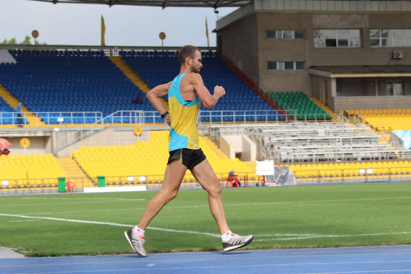Казахстанец Георгий Шейко завоевал лицензию на Олимпиаду в Токио