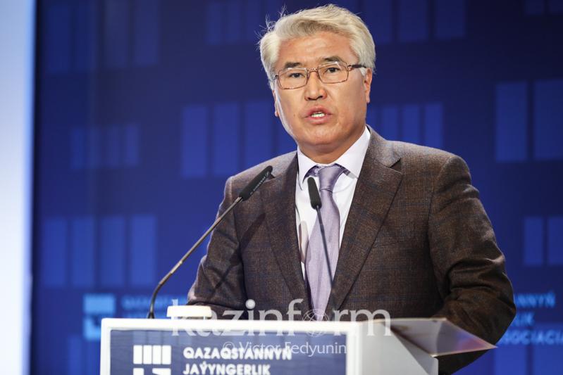 Министр: Астана Бүкіләлемдік ойындарды өткізуге үміткер