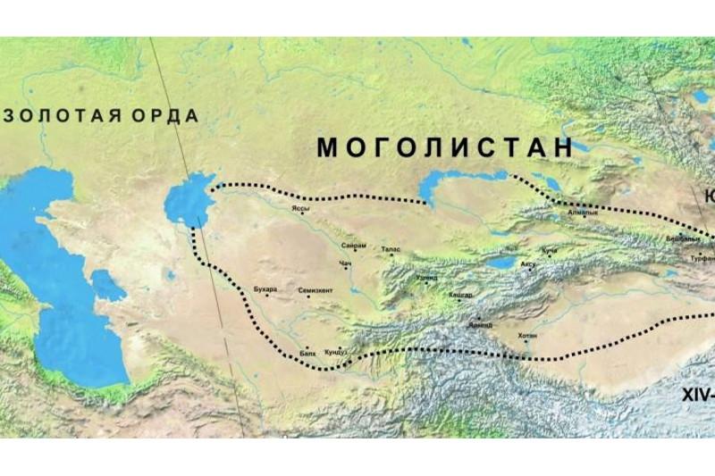Возвращенная память: Таласский курултай, Моголистан и Казахское ханство