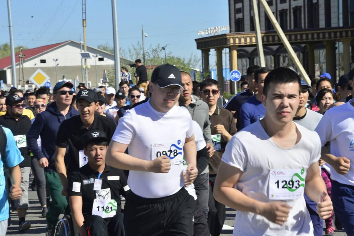 Благотворительный марафон пройдет в Атырау