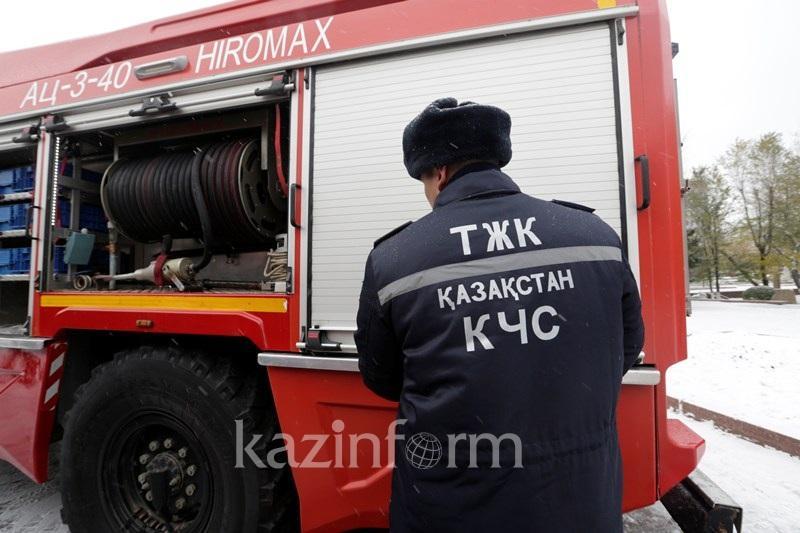 Котельная взорвалась в Северо-Казахстанской области