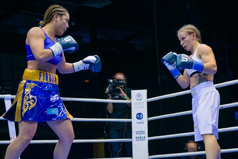 Фируза Шәріпова мен Юлия Куценконың реваншы қашан болады