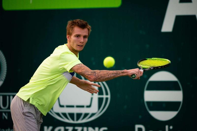 Теннис: Бублик Майами турнирінің іріктеу сайысын сәтті бастады