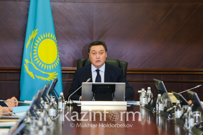 PM calls to stabilize food prices in Kazakhstan
