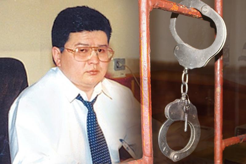 Алматы орталық ауруханасының бас дәрігері пара алды деген күдікпен ұсталды