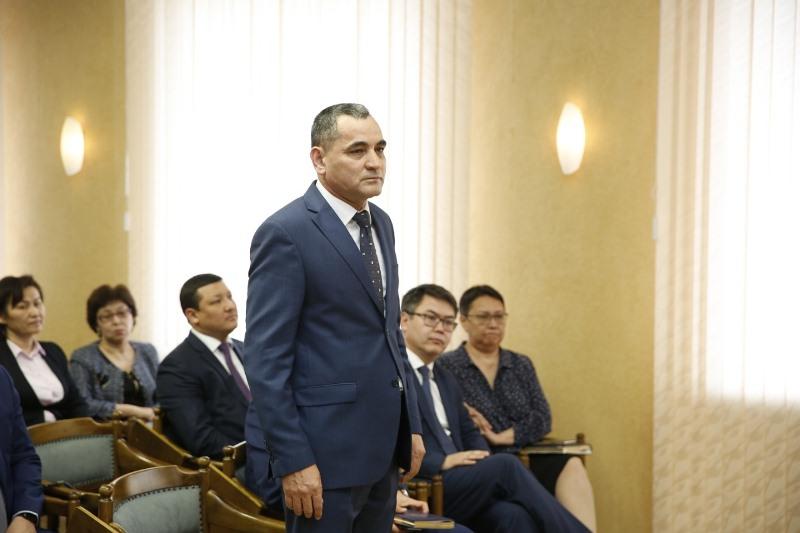 Назначен новый руководитель управления в акимате Атырауской области