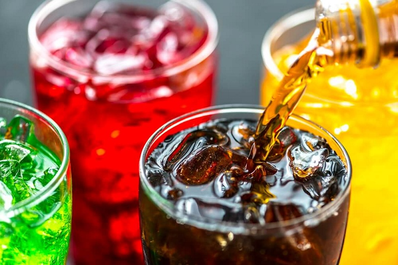 饮用过多果汁害处不亚于碳酸饮料