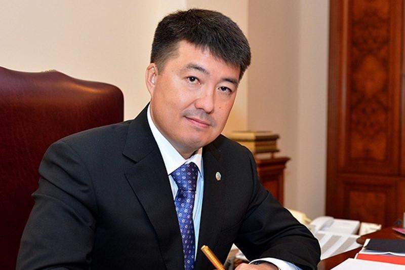 Абай Бисембаев назначен помощником Первого Президента РК - Елбасы