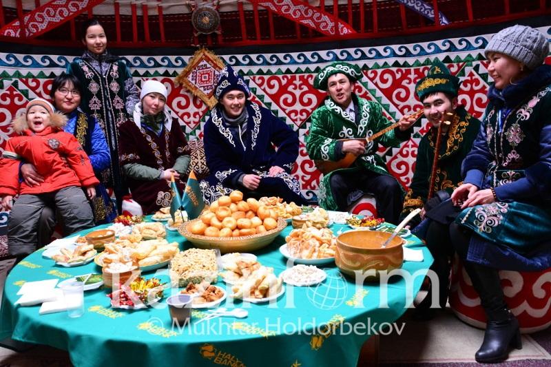 Наурыз тойлау біздің қанымызда бар - Гүлбахша Мұсабаева