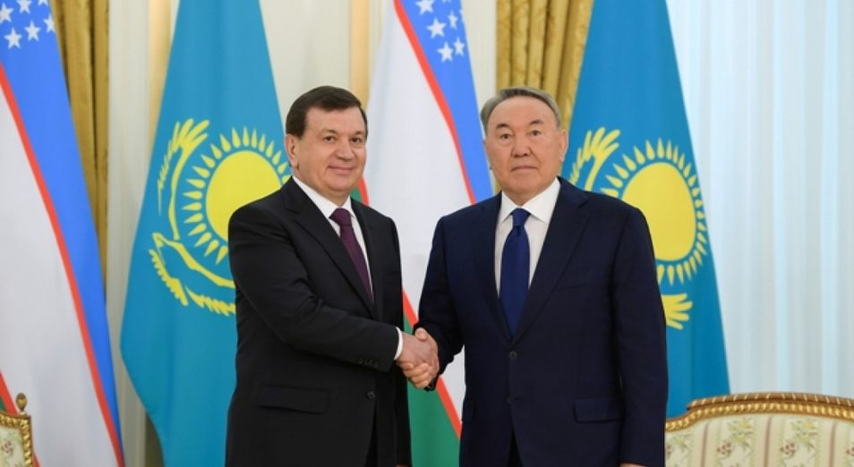 Shavkat Mirziyoyev: Nursultan Nazarbayev is a great politician