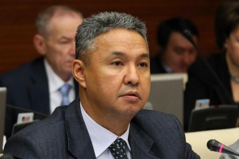 Партия «Ак жол» будет поддерживать Президента - Азат Перуашев
