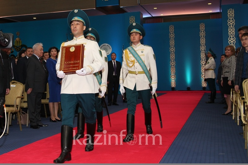 Kassym-Jomart Tokayev to take the oath of office as Acting President of Kazakhstan