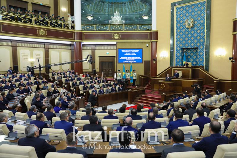 Касым-Жомарт Токаев озвучил инициативы по увековечиванию имени Нурсултана Назарбаева