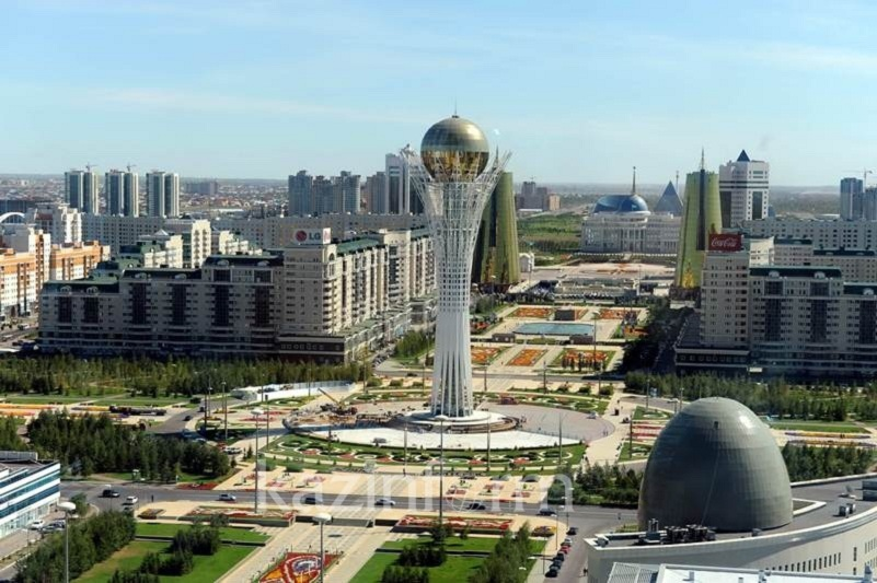 Parliament approved renaming of Astana as Nursultan