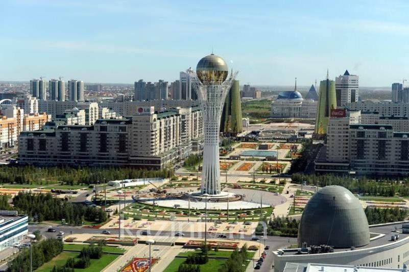 Парламент Казахстана одобрил переименование Астаны в Нұр-Сұлтан
