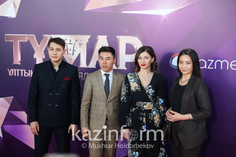 Астанада «Тұмар» ұлттық телевизиялық байқауы басталды