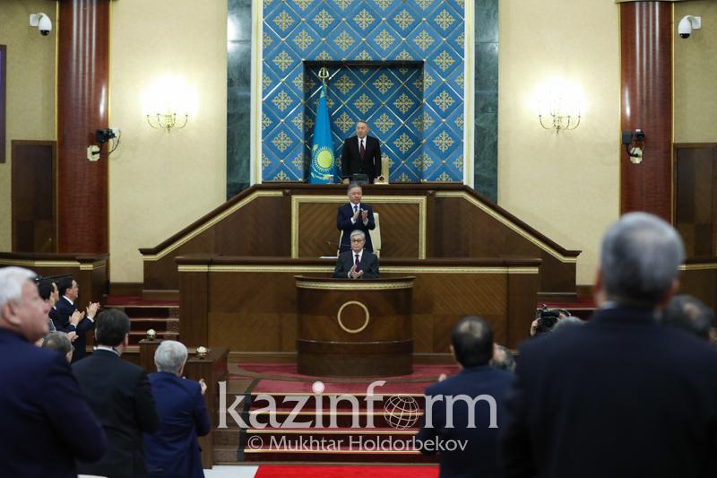 Қасым-Жомарт Тоқаев Президент өкілеттігін атқаруға кірісті