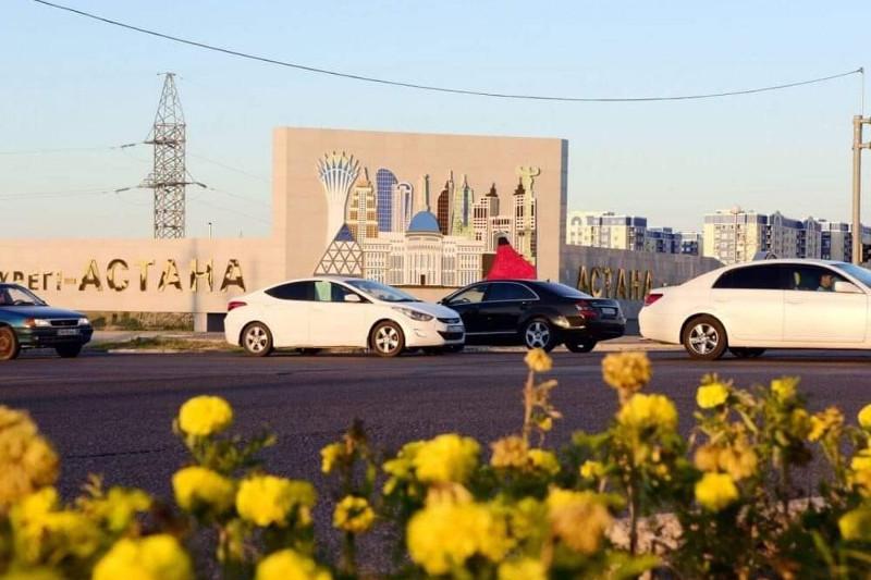 Проспект Астана переименовали в Шымкенте