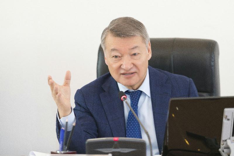 В Усть-Каменогорске переименовали главный проспект