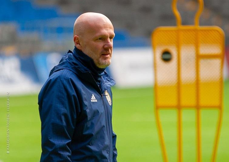 Тренер сборной Казахстана по футболу Михал Билек: Соперник был лучше нас во всех компонентах