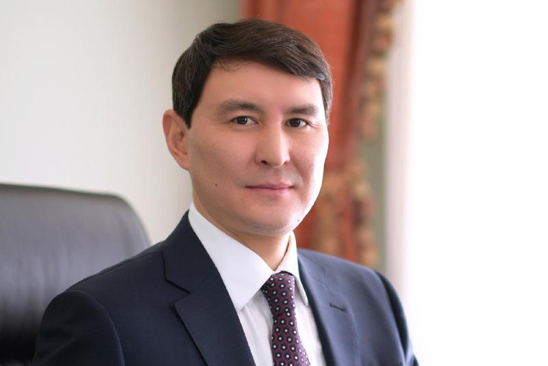 Ерулан Жамаубаев назначен ответственным секретарем Министерства финансов РК