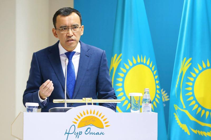 ДТП в Жамбылской области: Маулен Ашимбаев выразил соболезнования родным погибших