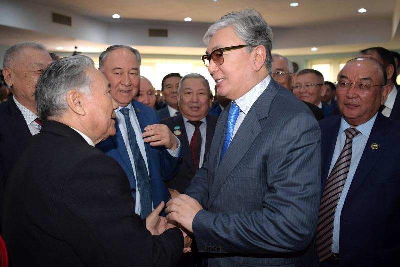 Токаев: Именно здесь, в Туркестане, хочу поделиться с народом тем, как думаю работать