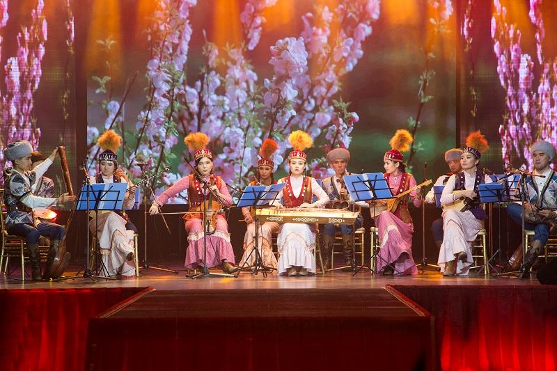 Торжественное мероприятие по случаю Наурыз мейрамы прошло в Москве