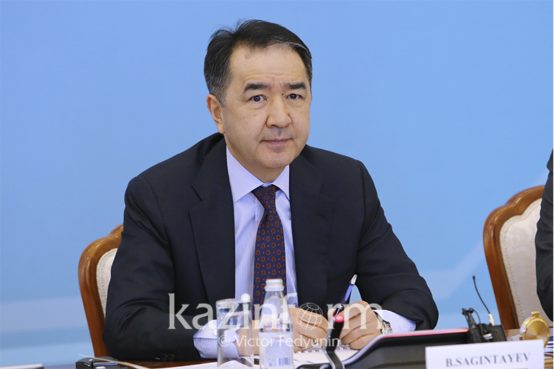 Бакытжан Сагинтаев назначен руководителем Администрации Президента РК
