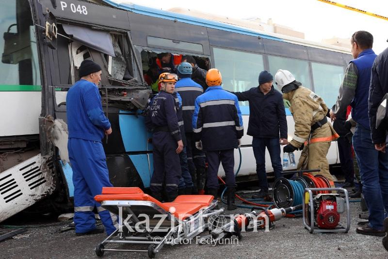 Смертельное ДТП в столице: число пострадавших увеличилось до 27