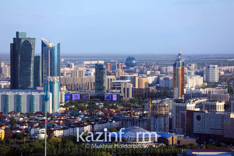 Нур-Султан - визитная карточка Казахстана