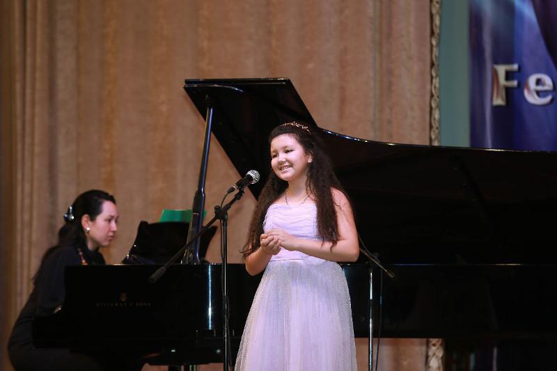 11-летнюю алматинку пригласили на престижный музыкальный конкурс в Италию