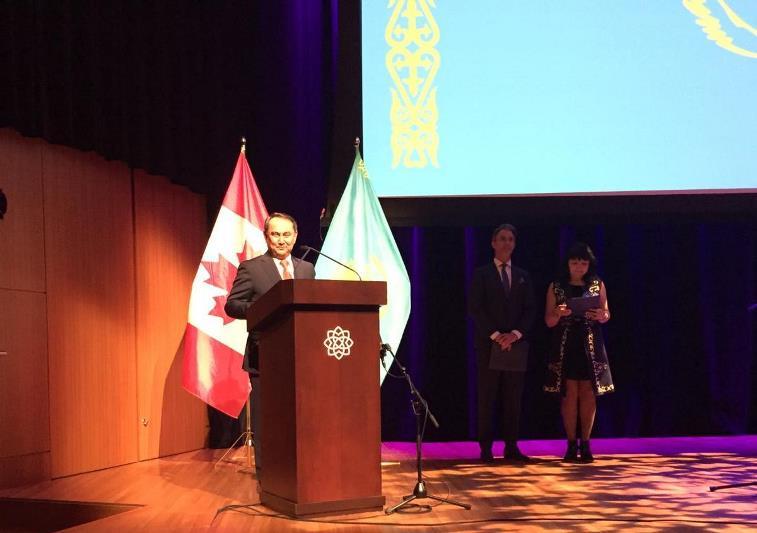 Embassy and Kazakh Community host Nauryz gala celebration in Toronto