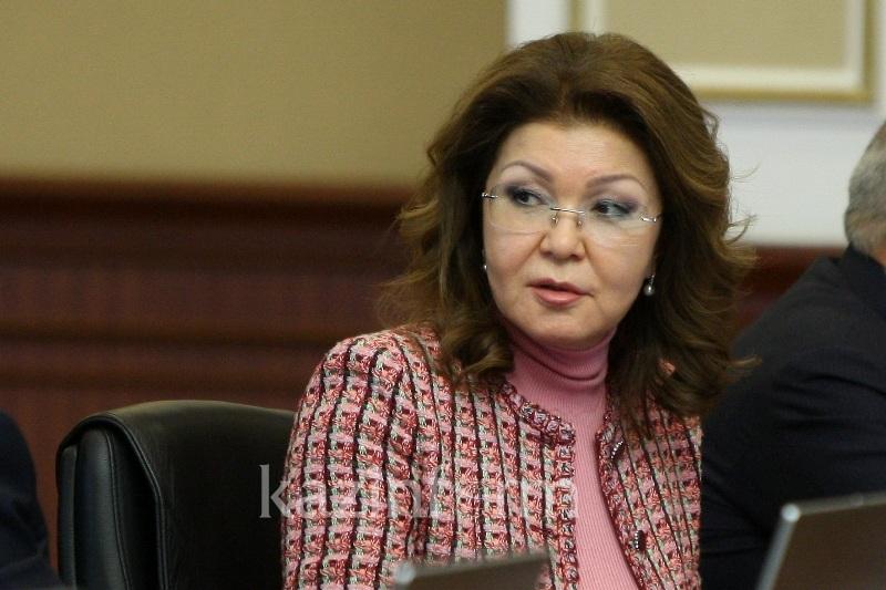 Kazakh Senate Speaker Nazarbayeva holds telephone talks with Turkish counterpart
