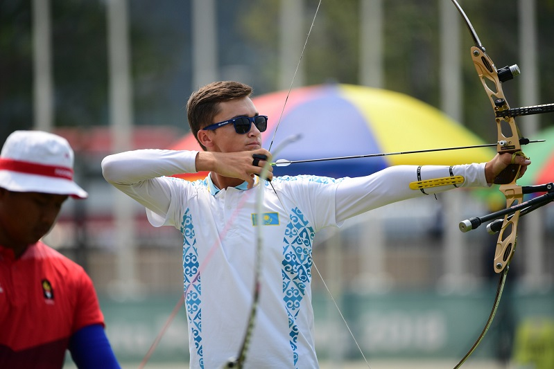 International archery tournament kicks off in Shymkent