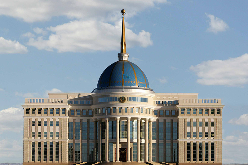 Бауыржан Омаров назначен советником Президента РК