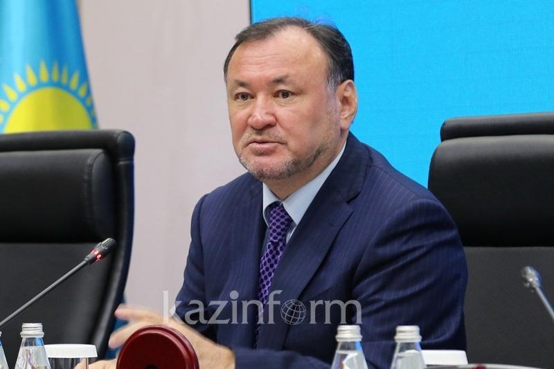 Мухтар Кул-Мухаммед возглавил комитет в Сенате Парламента РК