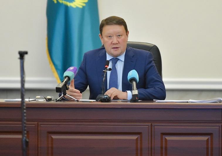 Работу петропавловских заводов раскритиковал аким СКО