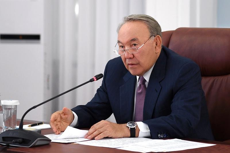 EAEU is reliable bridge between Europe and growing Asia, says Nursultan Nazarbayev