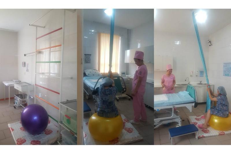 Роды с помощью каната начали практиковать в Туркестанской области