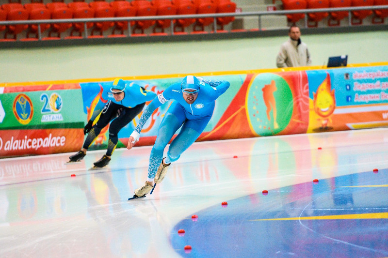 Kazakhstan to host Speed Skating World Cup Series
