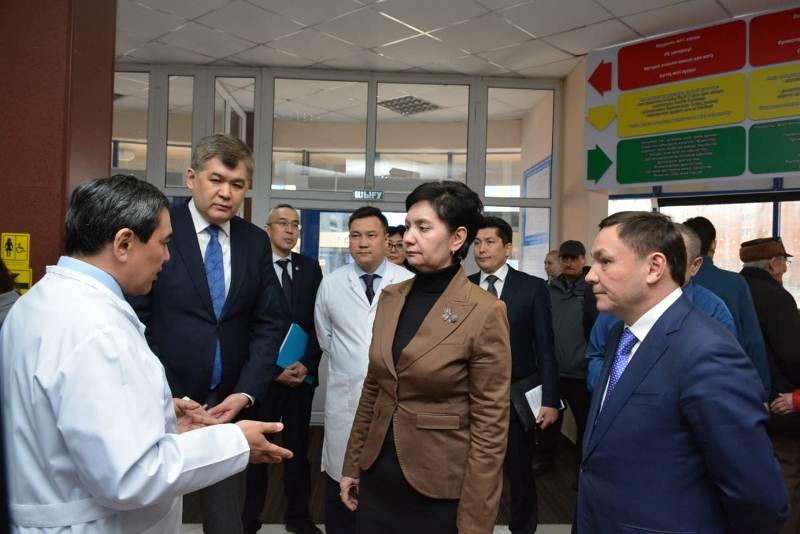 Үкімет басшысының орынбасары Ақмола облысында ХҚО жұмысымен танысты