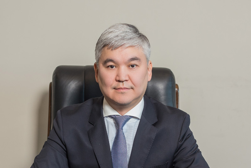Есжан Биртанов назначен зампредседателя Нацбанка РК