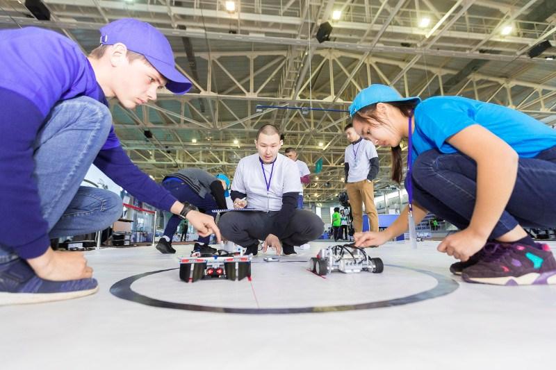 Чемпионат по IT-технологиям провели в ВКО