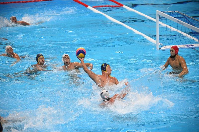 Казахстанские ватерполисты вышли в полуфинал Мировой лиги