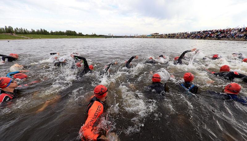 Гонка Ironman 70.3 Astana признана лучшей в мире