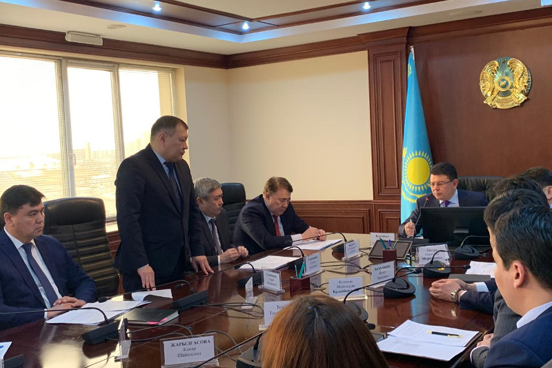 Head of Atomic and Energy Supervision and Control Committee named