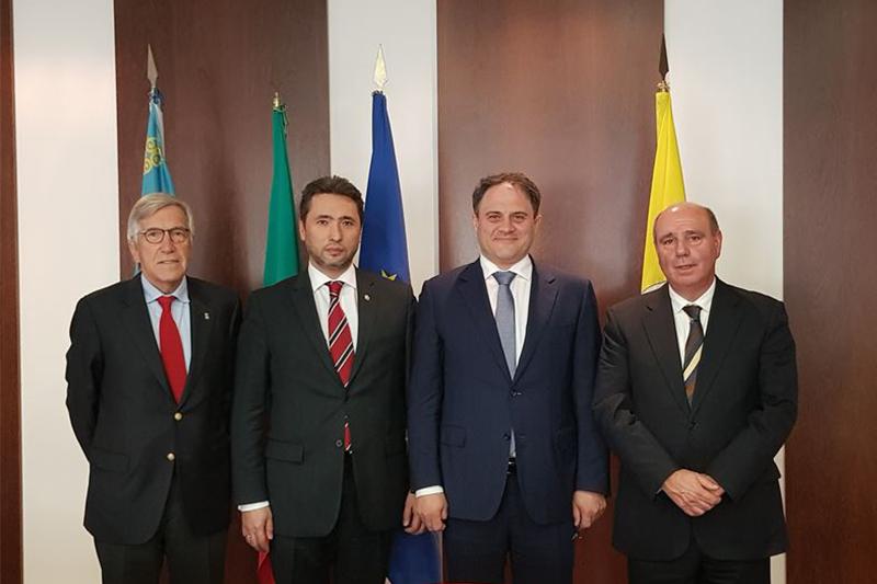 Экономическую дипломатию РК на новом этапе презентовали в Лиссабоне
